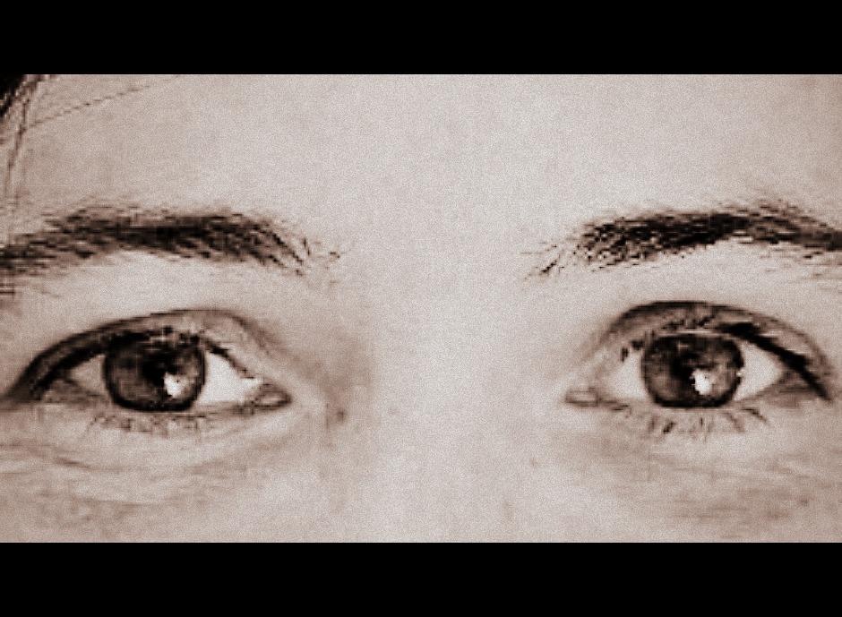 להסתכל לעצמי בעיניים